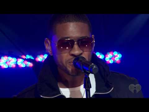 Usher - There Goes My Baby - iheartradio Live