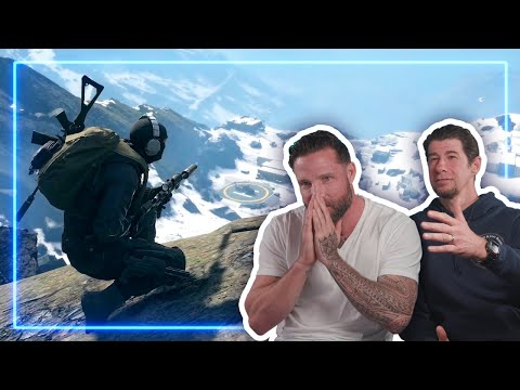 Marines REACT to Ghost Recon Breakpoint | Experts React