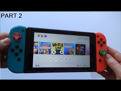 How to Upgrade your Nintendo Switch PART 2