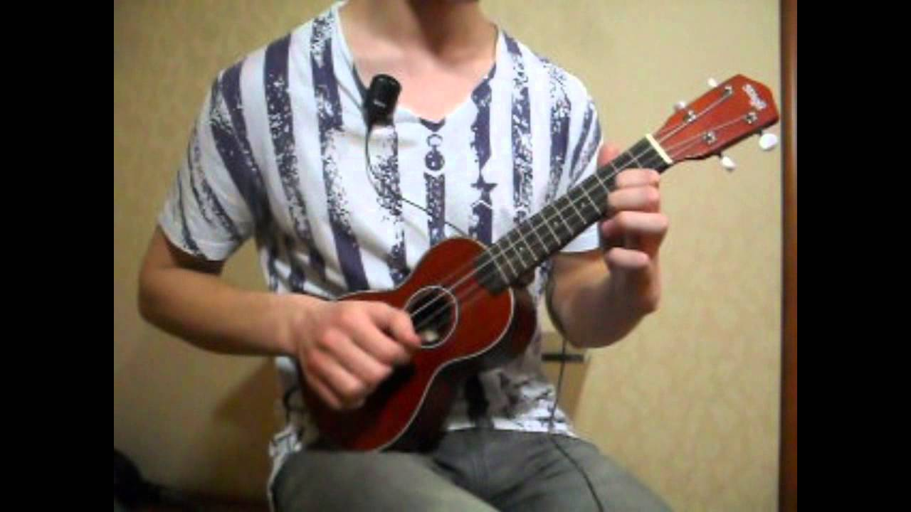 Bibio lovers carvings cover on ukulele youtube