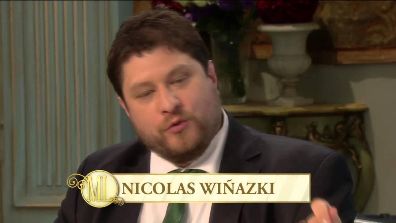 Almorzando Con Mirtha Legrand 2014 Nicolás Wiñazki Y Las