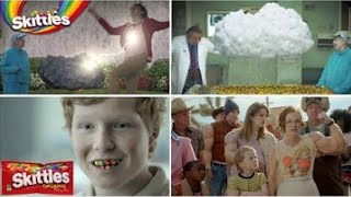 Top 10 Most Excİting Skittles Taste The Rainbow Funny Commercials Ever
