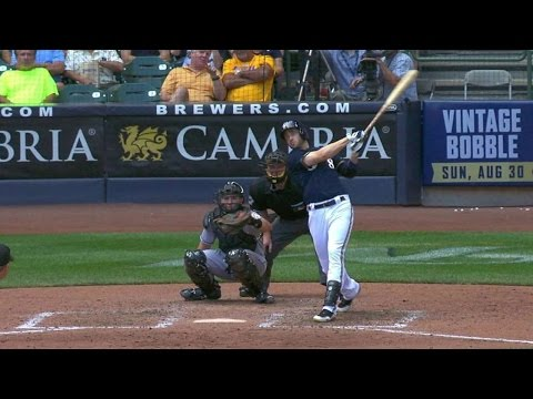 Braun makes history with his 252nd homer