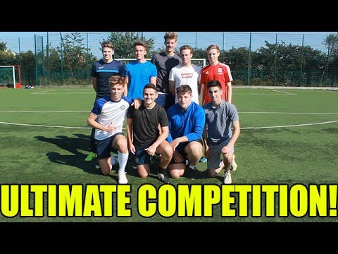 THE ULTIMATE FOOTBALL COMPETITION! (Knockouts)