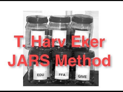 T Harv Eker JARS Method - Secrets of the Millionaire Mind T. Harv Eker's...