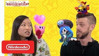 Kirby Star Allies New Levels & Boss Fight Co-op Gameplay - Nintendo Minute
