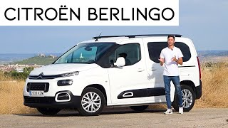 CITROËN BERLINGO / Review en español / #LoadingCars