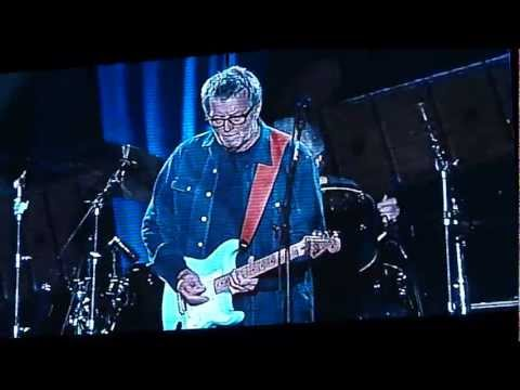 Eric Clapton - Wonderful Tonight - 10/12/2011 - Sao Paulo, Brazil