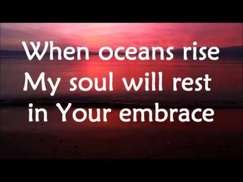 Oceans - Christafari - Avion Blackman - Lyrics