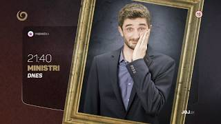 MINISTRI (Teaser) - 20.9.2018 o 21:45 na JOJke