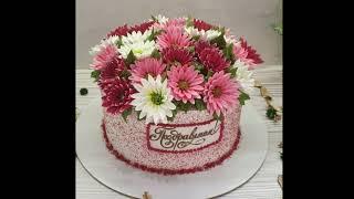 ТОП 35 ЛУЧШИХ Тортов на День рождения ЧАСТЬ 2 Красивый торт