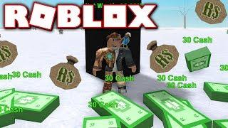 ROBLOX TYCOON SIMULATOR!! MAKE IT RAIN ROBUX!!