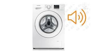 삼성세탁기 소리