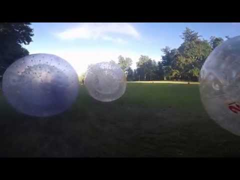 Giant Hamster Ball Activity at the ELC
