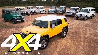 Paying homage to the Toyota FJ Cruiser | 4X4 Australia