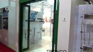 [TRONCO]Automatic Folding door (氣密折疊式自動門)