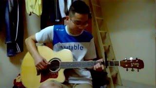 Mất Anh Em Có Buồn ( The Men) Guitar cover ( Có TAB intro)