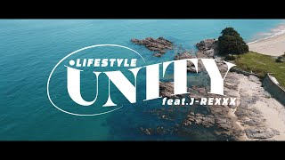 YouTube動画:UNITY feat. J-REXXX / LIFESTYLE (OFFICIAL MUSIC VIDEO)