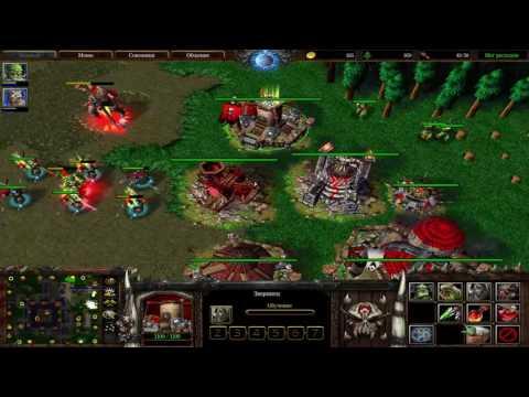 Вадим в Warcraft 3 FFA турнире
