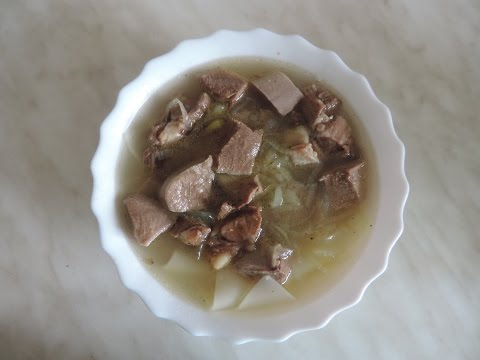 Как готовить мясо по казахски