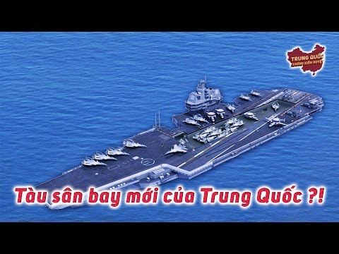 Trung Quốc Lắp Ráp Tàu Sân Bay Mới Để Tăng Cường Sức Mạnh Quân Sự   Trung Quốc Không Kiểm Duyệt