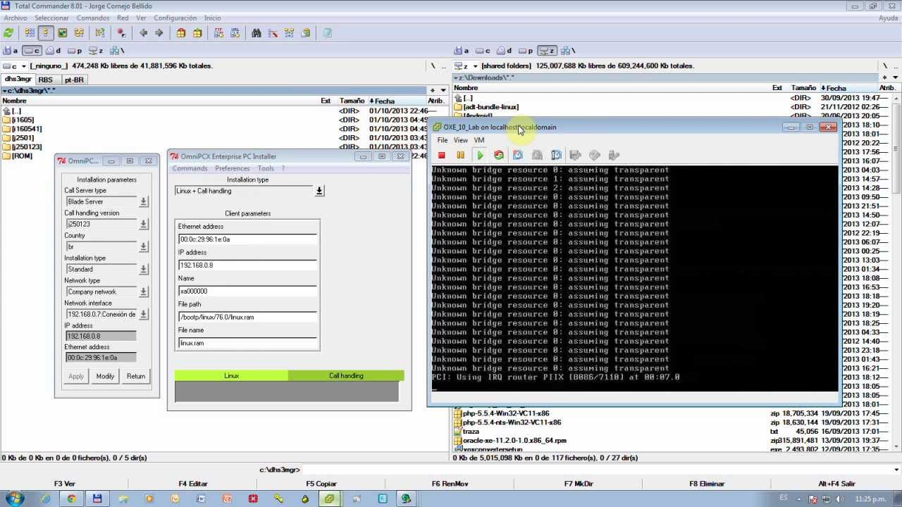 Alcatel omc software download