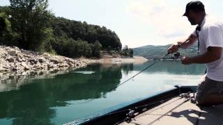 Italian Fishing TV - Humminbird - Spinning a Bilancino