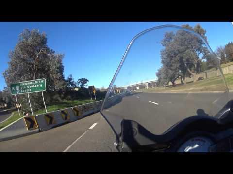 Cross Canberra