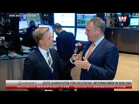 Gute Aussichten für deutsche Unternehmen in den USA