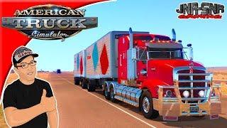 American Truck Simulator Kenworth T609 New Mexico DLC