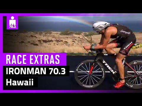 Lance Armstrong Wins Ironman 70.3 Hawaii