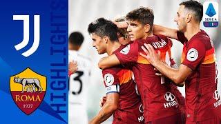 Juventus 1-3 Roma | Fa festa la Roma, 3-1 in rimonta | Serie A TIM