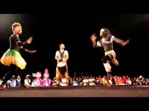 African Dance in Dubai 2016 Fujeirah