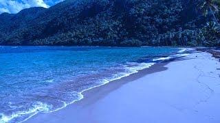 Olas del Mar en la Noche para Dormir - Mézclalos con Tu Música Relajante