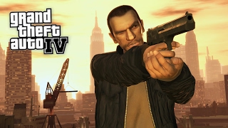 NEW CITY & ISLAND!! (GTA IV, Part 7 Walkthrough)