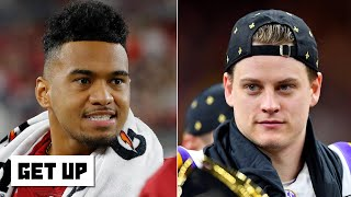 Could the Bengals draft Tua Tagovailoa over Joe Burrow? | Get Up