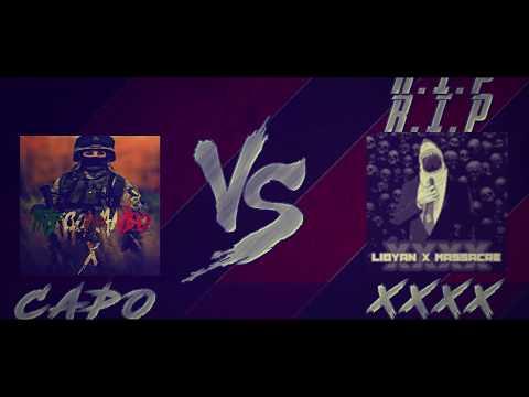 CAPO VS XXXX TEAMTAGE  Old I Stop Gta Shit Game.