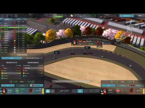 Let's Play Motorsport Manager LITE(Up in Flames cont'd) -18 |