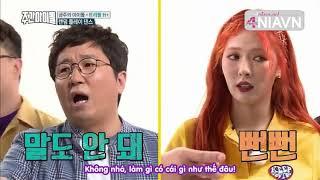 [4NIAVN][Vietsub] 170531 Weekly Idol Ep 305 - Triple H (HyunA, Hui, EDawn) full