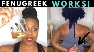 Fenugreek Seeds for Faster Hair Growth| Methi Seeds| How to Make Fenugreek Spray
