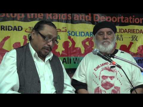Victor Toro: Stop Deportations! Legalization Now! Part 1
