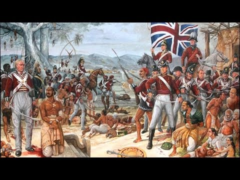 What good things have British did to India Part 1