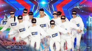 quot116quot  I One sixteen    I 1-  I  2 I Mongolia39s got talent 2018