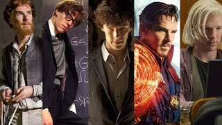 Benedict Cumberbatch:I think my characters are very different intelligence