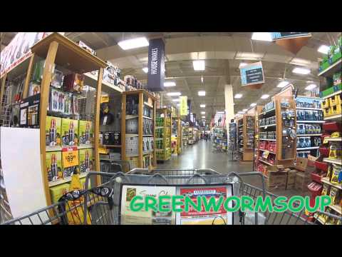 GOPRO - ALASKA FRED MEYER GROCERY STORE