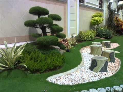 Backyard Garden Design I Backyard Garden and Design YouTube