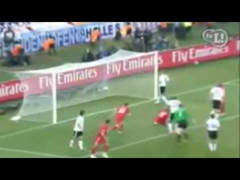Alemanha 4 x 1 Inglaterra (Oitavas-de-final da Copa de 2010) - YouTube 38832786a2df6