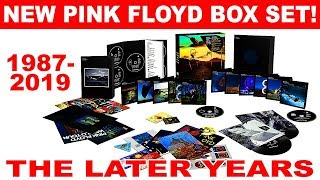 "Gambar cover Wow! Pink Floyd ""The Later Years"" Box Set is MASSIVE!"
