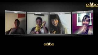 germany, New York, Houston & Mexico united through ooVoo