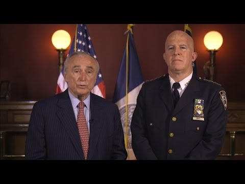 Police Commissioner Bratton's Message To The Men And Women Of The NYPD